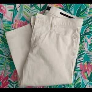 *Re-Posh* Stay White Denim Skinny Jeans